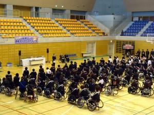 第3回関東カップ開会式写真