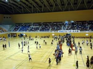 AMGバレーボール大会の写真その1