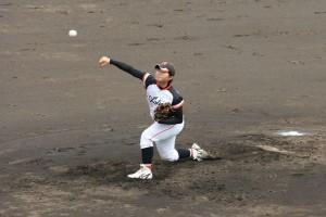アストライア大田投手の写真
