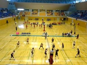 第45回全日本歯科学生総合体育大会バレーボール部門の写真1