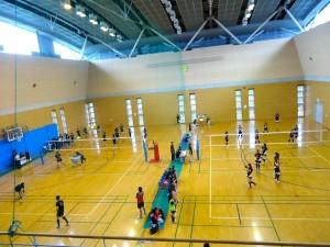 第45回全日本歯科学生総合体育大会バレーボール部門の写真2