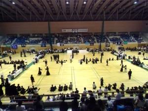 第二回全国少年少女剣道祭の写真