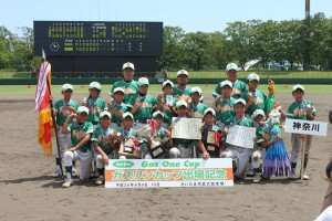 優勝:元宮ファイターズ(神奈川県)