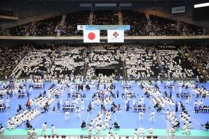 2014年少林寺拳法全国大会の写真1