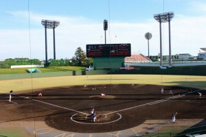 第4回女子野球ジャパンカップ決勝戦の写真