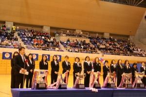 「第40回全日本バトントワーリング選手権大会」が開催されました!