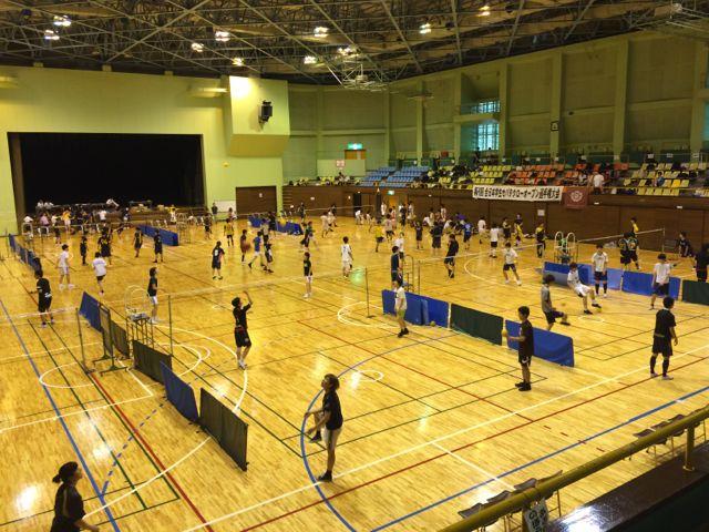 「第20回全日本学生セパタクローオープン選手権大会」が開催されました!