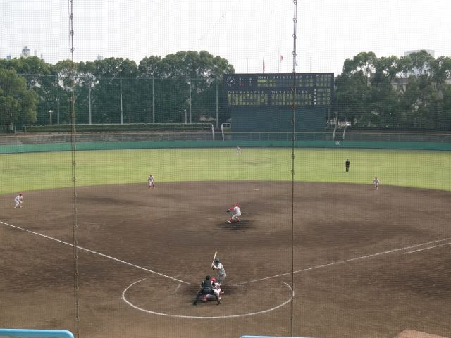 「第40回全日本クラブ野球選手権大会・関東予選大会」が開催されました!