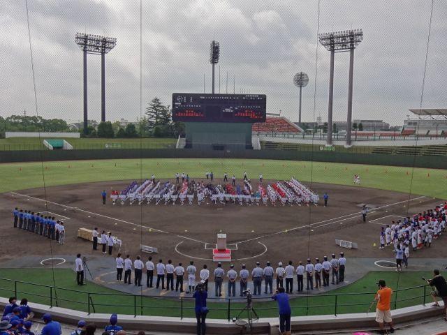 「第8回GasOneカップ学童軟式野球選手権大会」及び 「第3回GasOneカップ女子学童軟式野球選手権大会」が開催されました!