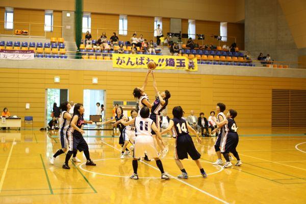「第21回関東ママさんバスケットボール交歓大会」が開催されました!