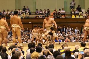 大相撲さいたま場所の写真3