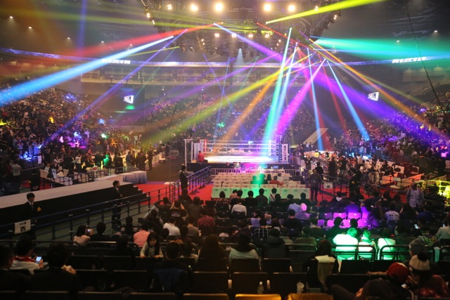 「RIZIN FIGHTING WORLD GRAND-PRIX 2015さいたま3DAYS」が開催されました!