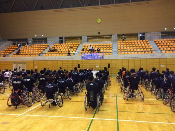 「第6回関東カップ車椅子バスケットボール大会」が開催されました!