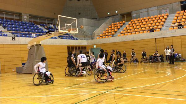 「第7回関東カップ車椅子バスケットボール大会」が開催されました!
