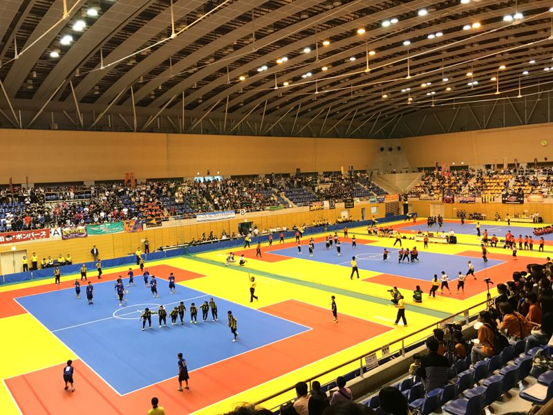 「第27回全日本ドッジボール選手権全国大会」が開催されました!