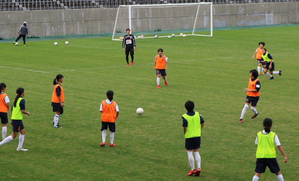【募集!】第7回中学生年代女子サッカー合同練習会「スマイルプロジェクト」を開催します!
