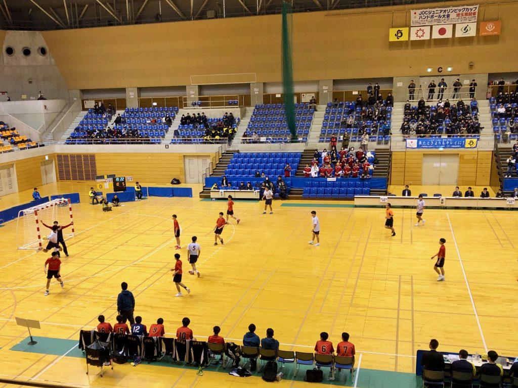 第28回JOCジュニアオリンピックカップハンドボール大会が開催されました!
