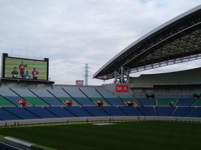「第7回スポーツ絆ランニングフェスティバルin埼玉スタジアム2○○2」が開催されました!!